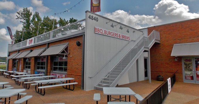 Racks BBQ, Burgers & Brews